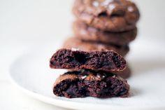 Chocolate Truffle Cookies recipe on Food52