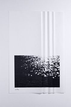 arha-feels:    wave bokeh line minimalism© 2013 arha - Tomomichi Morifuji