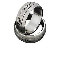 Men 316L Stainless Steel Tribal Engraved 8 mm Band Ring he will love this ring. $12 plus free shipping!!!