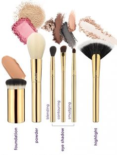 limited-edition tarteist x @NicolConcilio brush set from tarte cosmetics