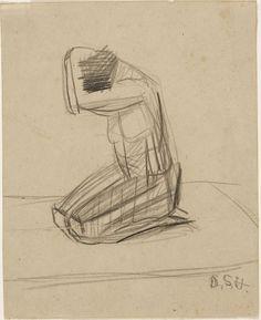 Dan Sterup-Hansen - Figurstudie