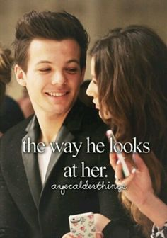 They're so happy together. It makes me happy. A real directioner would support them and loooovvveee  Eleanor a lot...I do because even if you don't like her just think about how happy she makes Louis! Why take away that joy..? <3 Repin if you're a REAL directioner if I described you. :) Xxx