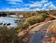Folsom Blues Half Marathon to be held in October 2013 in Folsom, California. Visit the Sacramento Running Association website for more information about this race and other races hosted by SRA.