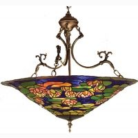 """Shop for 20"""" To 28"""" - Pendant Lighting - 3 and wide selection of lamps and special lighting for your home, bathroom, kitchen, patio, and landscaping at AffordableLamps.com Loft Lighting, Pendant Lighting, Chandelier, Tiffany Pendant Light, Lily Pond, Light Table, Ceiling Lights, Interior, Lamps"""