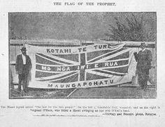 The flag of Rua Kenana