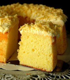 Cake Recipes, Dessert Recipes, Easy Cake Decorating, Bread Cake, Chiffon Cake, Creative Cakes, Sweet Bread, Cake Cookies, Deserts
