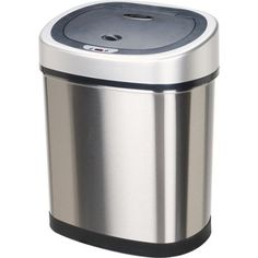 Walmart Outdoor Trash Cans Otto Edge 65 Galgrey Heavy Duty Rollout Trash Recycling Waste