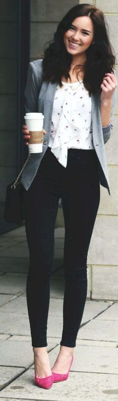 04 Professional Work Outfits Ideas for Women to Try