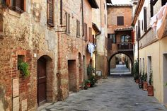 Buonconvento, Siena - Italia