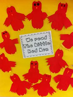 little red hen links to awesome summer memories book