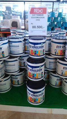 #promo murah Cat Tembok Eco Emulsion 5 kg hanya 88.500 hanya di #BnD #BnDSEGI8