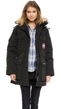 Canada Goose' Expedition Parka - Women's Small - Military Green