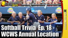 This episodes trivia question, where is the Women's College World Series NCAA Fastpitch Softball Tournament held each year? Don't forget, each week on The Softball Trivia Show your host Gary Leland brings you a fastpitch softball trivia question! Thank you for listening to this session of the Fastpitch Radio Network!  Get The Fastpitch Radio App: http://app.fastpitchradio.com Subscribe on iTunes: http://podcast.fastpitchradio.com Subscribe on Stitcher: http://stitcher.fastpitchradio.com