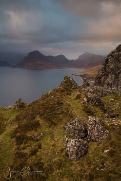 Loch Scavaig & Camusanary Bay, Isle of Skye, Scotland