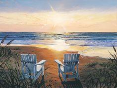 Days End Duo Mural - Scott Westmoreland| Murals Your Way