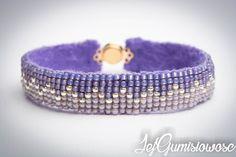 Blog z autorską, ręcznie wyszywaną biżuterią w technice sutasz. Beading, Beaded Bracelets, Wedding Rings, Engagement Rings, Blog, Jewelry, Fashion, Enagement Rings, Moda