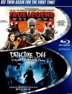 True Legend/Detective Dee and the Mystery of the Phantom Flame