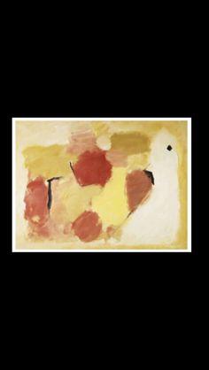 "* Eugène Brands - "" Florence "", 1978 - Oil on canvas - 95 x 125 cm (*)"
