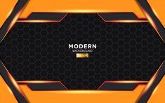 Id Card Template, Youtube Gamer, Fantasy Landscape, Vector Background, Deco, Badges, Metal Working, Creative Design, Overlays