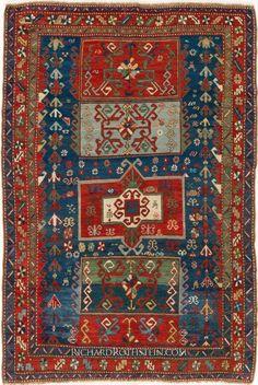 Kazak Antique Oriental Rug