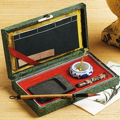 Chinese Calligraphy Gift Set