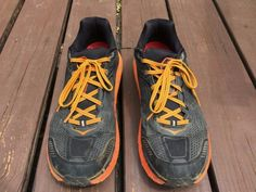 Gear Review: Hoka One One Challenger ATR 3 #Trail Shoe https://thetrek.co/gear-review-hoka-one-one-challenger-atr-3-trail-shoe/ #washington #campstove kites