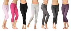 All About Leggings