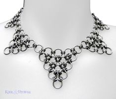 chain maille jewelry | free chain maille patterns online from the sites listed below. Jewelry ...