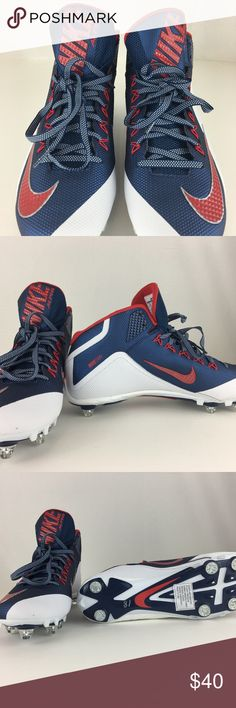 competitive price abe62 0238a Men s Nike Alpha Pro 2 3 4 TD Football Cleat Sz 14 NEW NOT BOX
