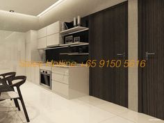 183 LongHaus Kitchen #LongHaus #Singapore #realestate #Property http://www.showflatlocation.com/183-longhaus/