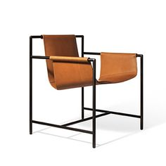 Buy online Ming's heart By poltrona frau, tanned leather easy chair with armrests design Shi-Chieh Lu, the collection - sofa and armchairs Collection Leather Furniture, Leather Sofa, Chair Design, Furniture Design, Poltrona Design, Office Chair Without Wheels, Sofa Chair, Upholstered Chairs, Swivel Chair
