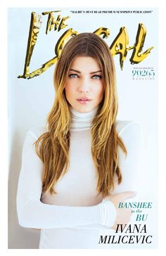 Issue 13 - Banshee in Bu - Actress Ivana Milicevic  Interview with Cinemax's hot property, Banshee actress Ivana Milicevic, Let's Play Doctor with David Stansfield, Medical Marijuana is a hot topic at the Malibu Library ( believe it or not ), HONK! If you think TRAFFIC is a living nightmare and MUCH MORE in the new issue of The Local!