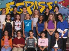 "Degrassi The Next Generation: Where Are They Now? - ""Started from the bottom, now the whole team's here."" #degrassi #TV #degrassithenextgeneration"