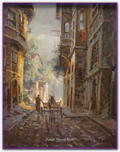 Remzi Taşkıran (1961 - ....) | Turkish painter - Forum Facts