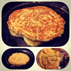 Dash of Home Coconut Flour Pancakes, Breakfast, Food, Pancakes With Coconut Flour, Hoods, Meals