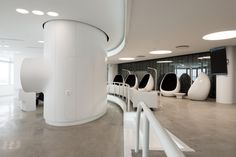 Kurumoch International Airport and VIP-Lounges / Nefa Architects