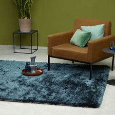 Intercontinental Trading Company 18102 Singapore Ocean Plain Rug by ITC Simple Furniture, Trendy Accessories, Singapore, Living Spaces, Plush, Ocean, Colours, Trading Company, Cool Stuff