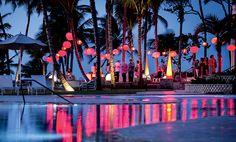 Ritz Carlton,  Dorado Beach. Puerto Rico