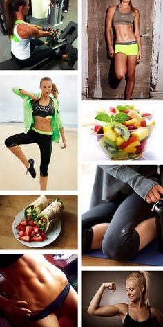 Fitspiration for a healthy life!!!