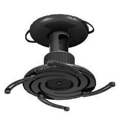 OLLO MOUNTS: PRO SERIES: UNIVERSAL VIDEO PROJECTOR CEILING MOUNT BRACKET; 360º ROTATION, 15º TILT, 100% ASSEMBLED, EASY INSTALLATION - http://www.audiovideocabledeals.com/home-theater/home-theater-projector-mounts/ollo-mounts-pro-series-universal-video-projector-ceiling-mount-bracket-360o-rotation-15o-tilt-100-assembled-easy-installation/