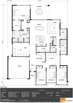 Aurora 32 | 18 - Stylemaster Homes