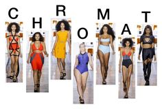 """""""chromat"""" by minimalmanhattan on Polyvore featuring pvstyleinsider, pvnyfw and ss17"""