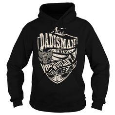 Its a DADISMAN Thing (Eagle) - Last Name, Surname T-Shirt