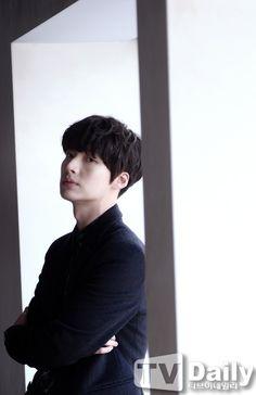 korean actor, korean model, and ahn jae hyun image