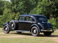 1941 Mercedes-Benz 230 Limousine A #mbhess #mbclassic