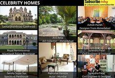 Celebrity Homes : FORTRESS OF ROYAL SPLENDOUR