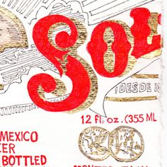 Mexican Beer, by Hope Gangloff