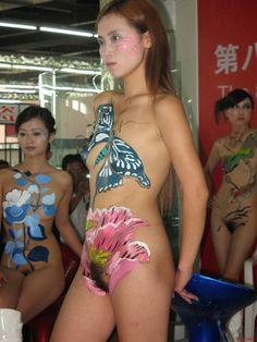 female+body+painting2.jpg (620×826)