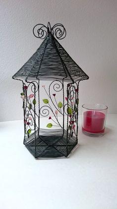 Lucerna / Zboží prodejce Nanele | Fler.cz Candle Holders, Candles, Lighting, Home Decor, Decoration Home, Room Decor, Porta Velas, Candy, Lights