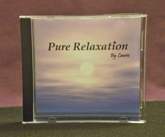 Pure Relaxation CD by LaurieBCreations on Etsy, $9.00